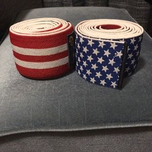 Other - Weightlifting Knee Wraps